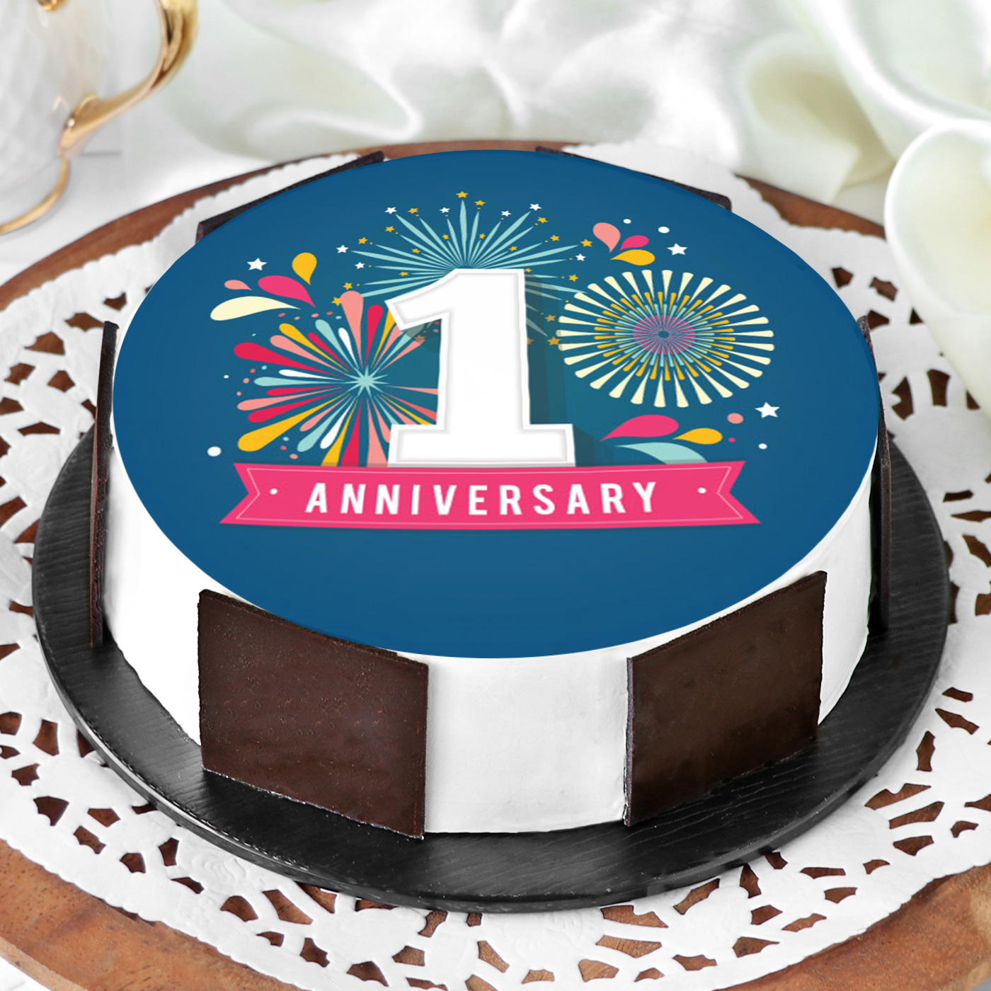 Anniversary Celebration Pastry