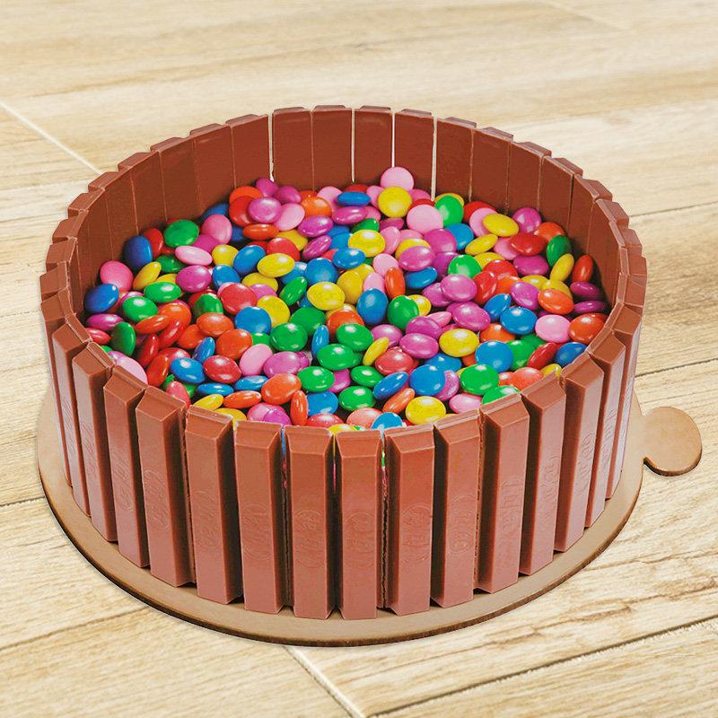 Yummy Kitkat pastry